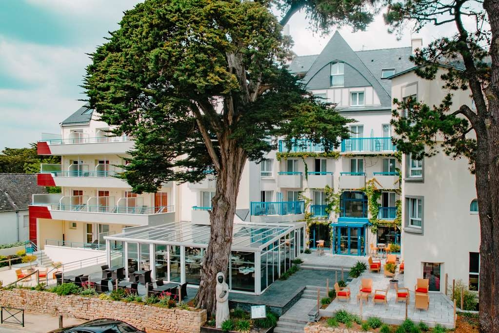 Best Western Plus Celtique Hotel & Spa - Vista Exterior