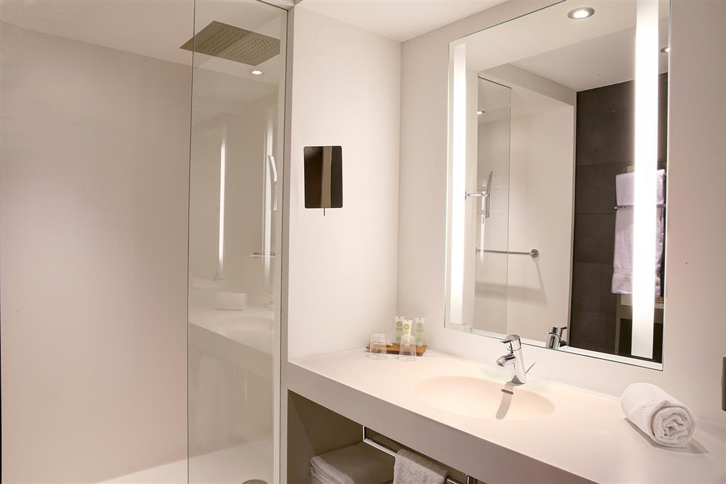 Best Western Premier Hotel de la Poste & Spa - Salle de bains