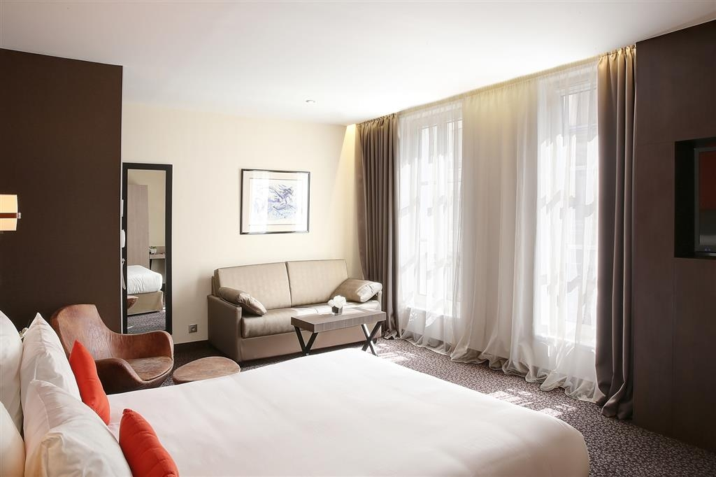 Best Western Premier Hotel de la Poste & Spa - Junior Suite