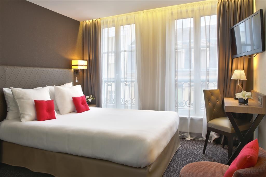Best Western Premier Hotel de la Poste & Spa - Gästezimmer