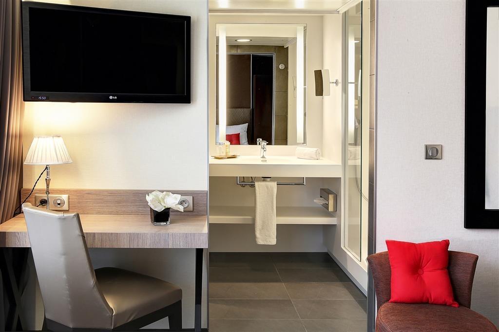 Best Western Premier Hotel de la Poste & Spa - Chambre