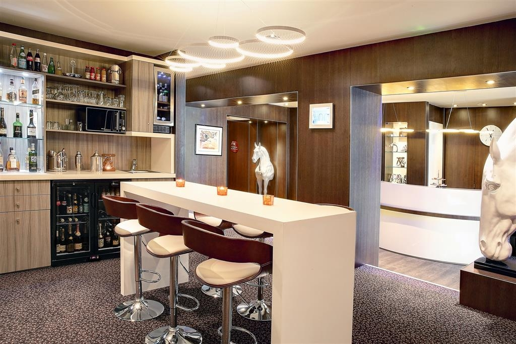 Best Western Premier Hotel de la Poste & Spa - Bar della hall