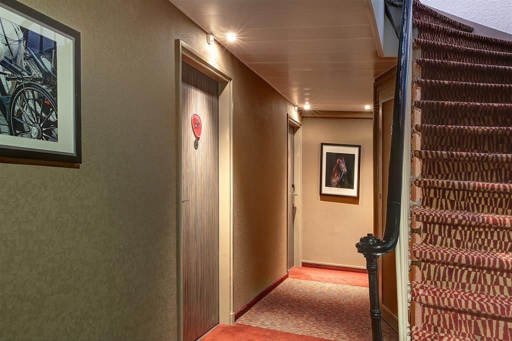 Best Western Premier Hotel de la Poste & Spa - Interior de hotel
