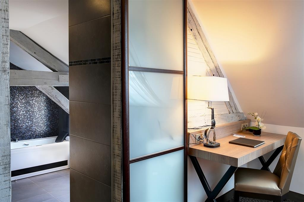 Best Western Premier Hotel de la Poste & Spa - Suite Amenities