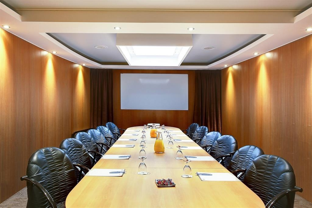 Best Western Premier Hotel de la Poste & Spa - Meeting Room