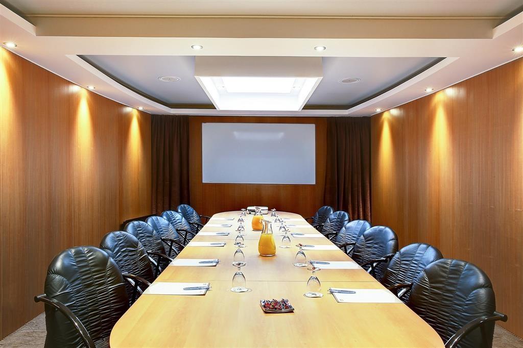Best Western Premier Hotel de la Poste & Spa - Salle de réunion