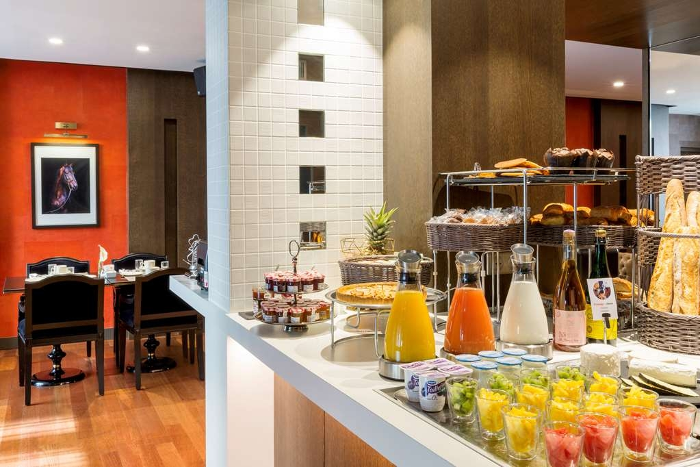 Best Western Premier Hotel de la Poste & Spa - Breakfast Area