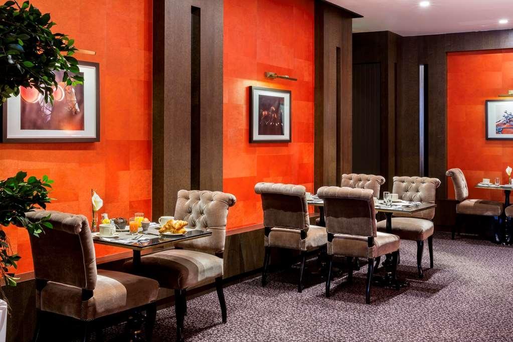 Best Western Premier Hotel de la Poste & Spa - Salle de petit déjeuner