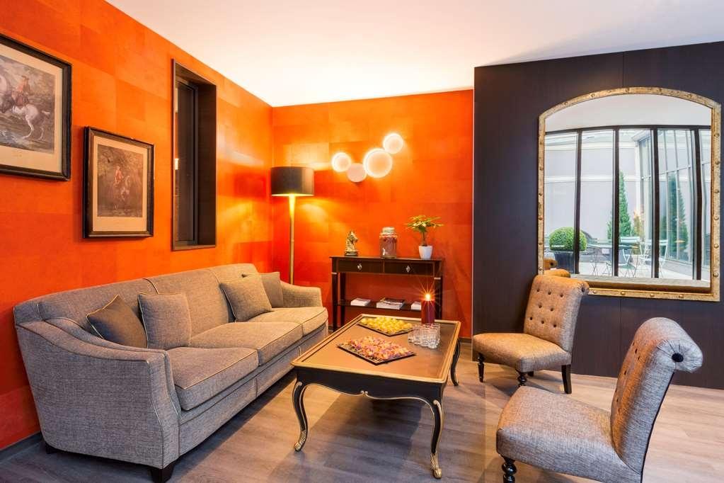 Best Western Premier Hotel de la Poste & Spa - Foyer