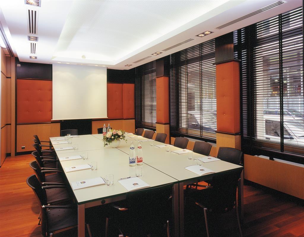 Best Western Plus Monopole Metropole - Sala de reuniones