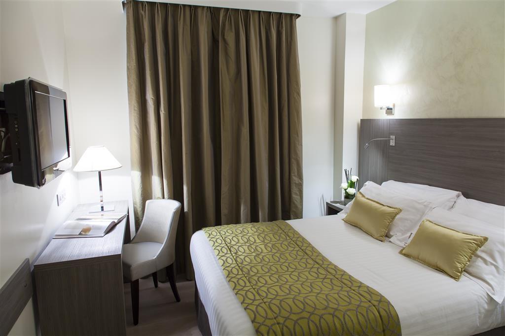Best Western Plus Hotel Carlton - Camera