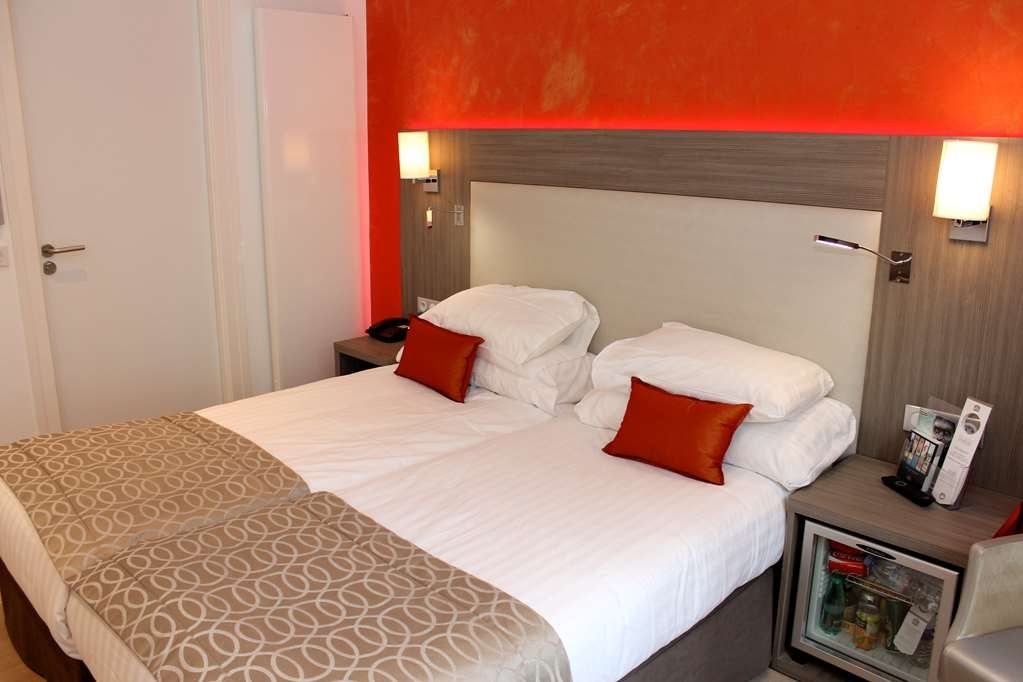 Best Western Plus Hotel Carlton - Chambres / Logements