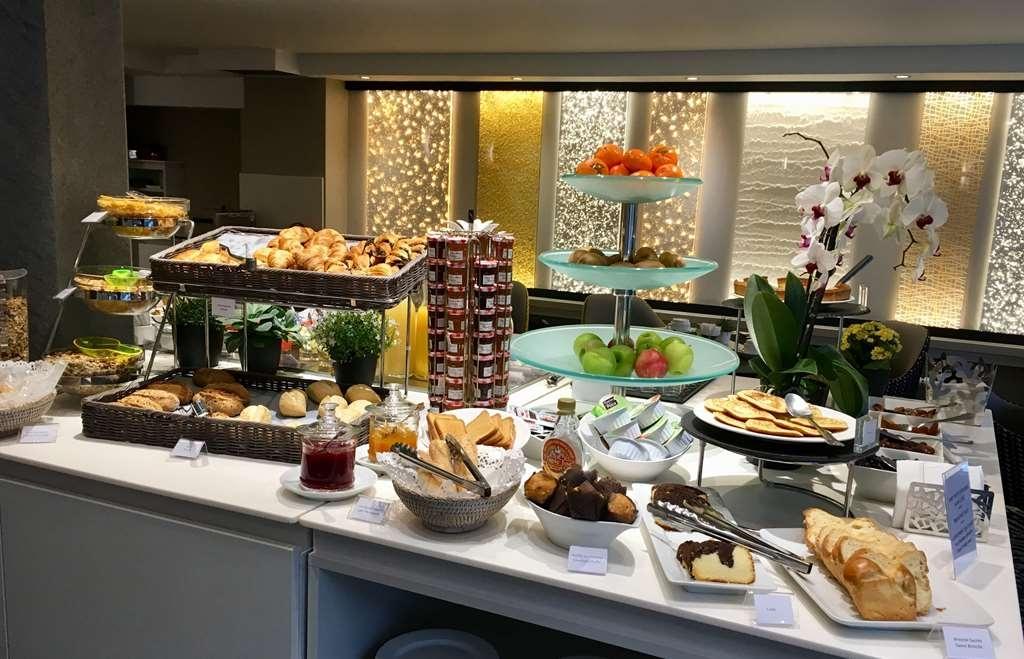 Best Western Plus Hotel Carlton - Frühstücksbereich