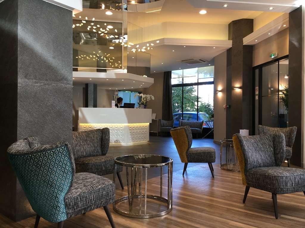 Best Western Plus Hotel Carlton - Lobbyansicht