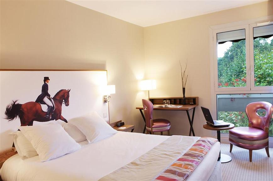 Hotel in Chantilly | Best Western Plus Hotel Du Parc Chantilly