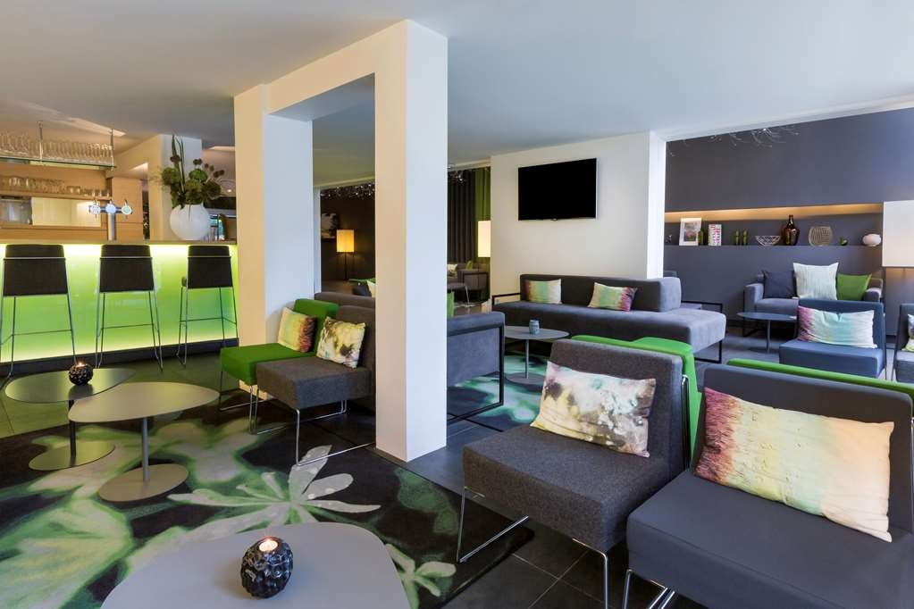 Best Western Plus Hotel Du Parc Chantilly - Bar / Lounge