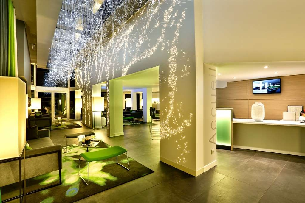 Best Western Plus Hotel Du Parc Chantilly - Vue du lobby