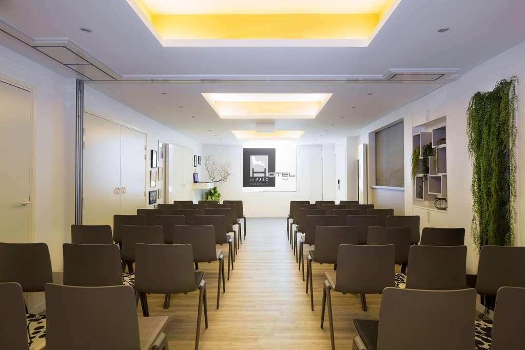 Best Western Plus Hotel Du Parc Chantilly - Besprechungszimmer