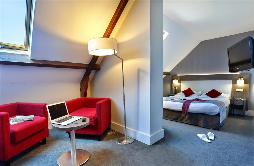 Best Western Plus Hotel Du Parc Chantilly - Chambre