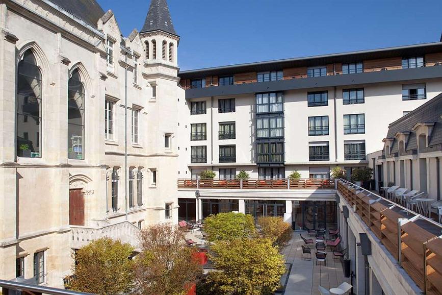 Best Western Premier Hotel de la Paix - Aussenansicht