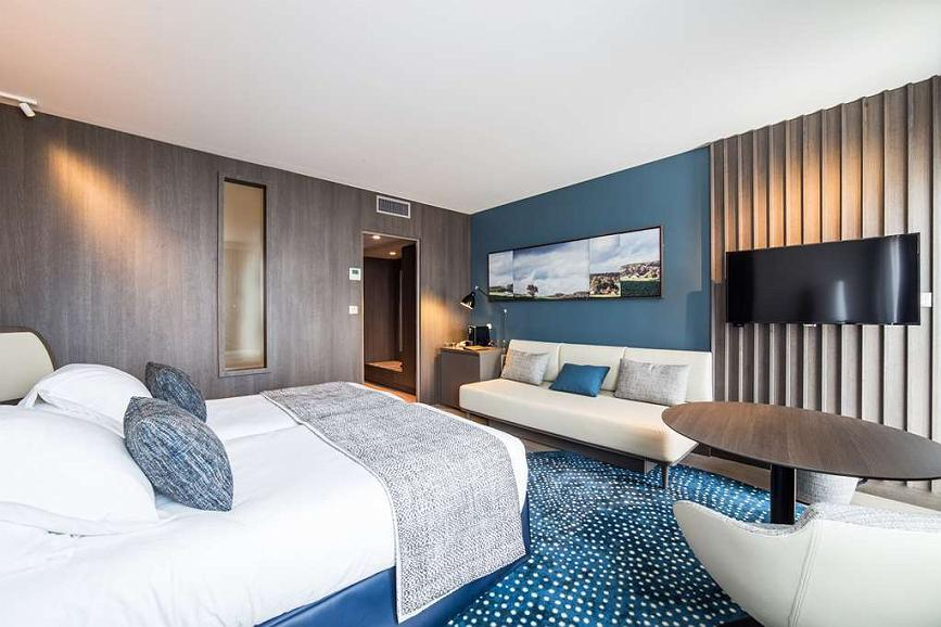 H U00f4tel S U00e9minaire Best Western Premier Hotel De La Paix  U00e0