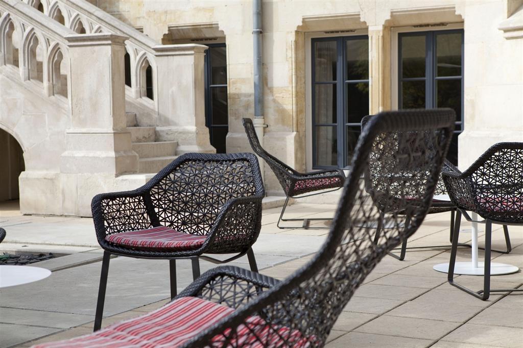 Best Western Premier Hotel de la Paix - Terrasse