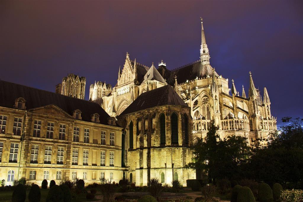 Best Western Premier Hotel de la Paix - Palais du Tau et Cathédrale