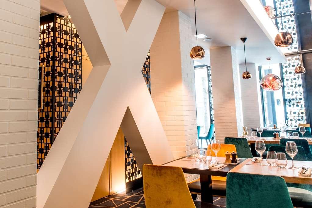Best Western Premier Hotel de la Paix - Restaurant