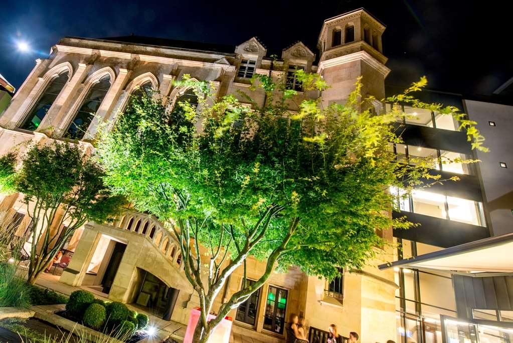 Best Western Premier Hotel de la Paix - Außenansicht