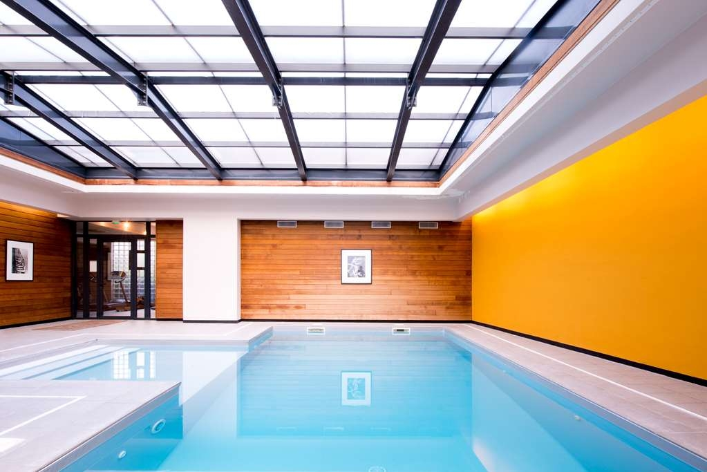Best Western Premier Hotel de la Paix - Swimming Pool