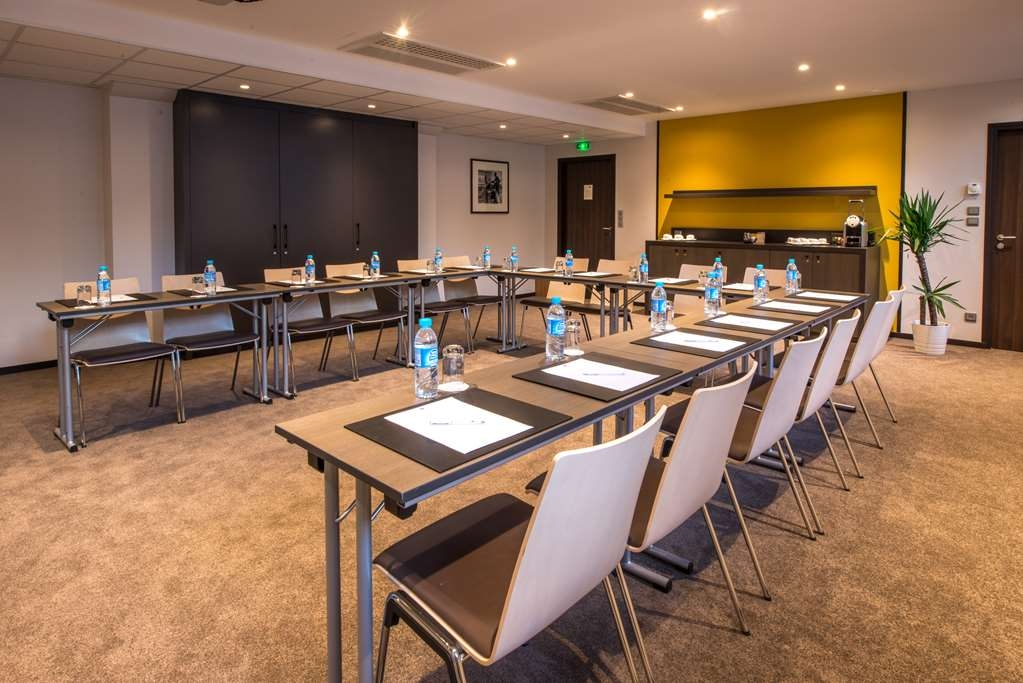 Best Western Premier Hotel de la Paix - Meeting room