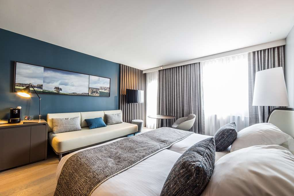Best Western Premier Hotel de la Paix - Camere / sistemazione