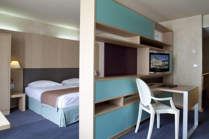Best Western Premier Hotel de la Paix - Habitación