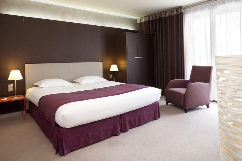 Best Western Premier Hotel de la Paix - Privilège Gästezimmer