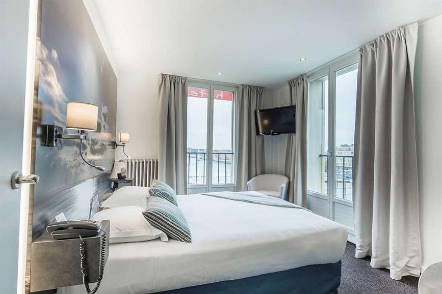 Best western art hotel in Le havre
