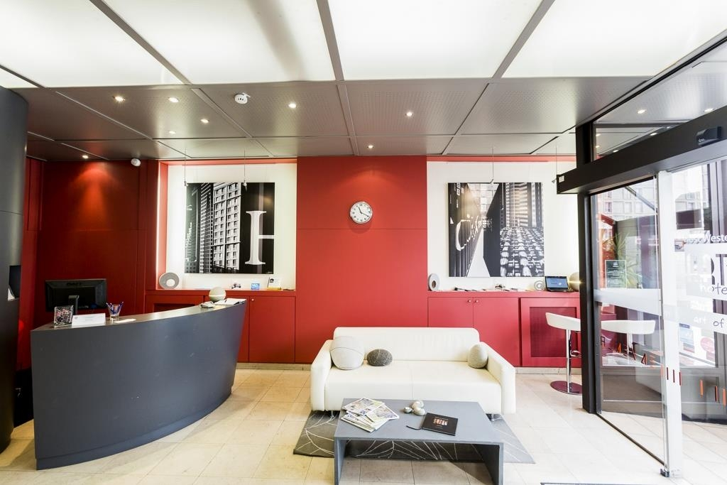 Best Western ARThotel - Vestíbulo