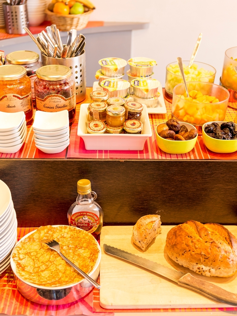 Best Western ARThotel - Breakfast Buffet
