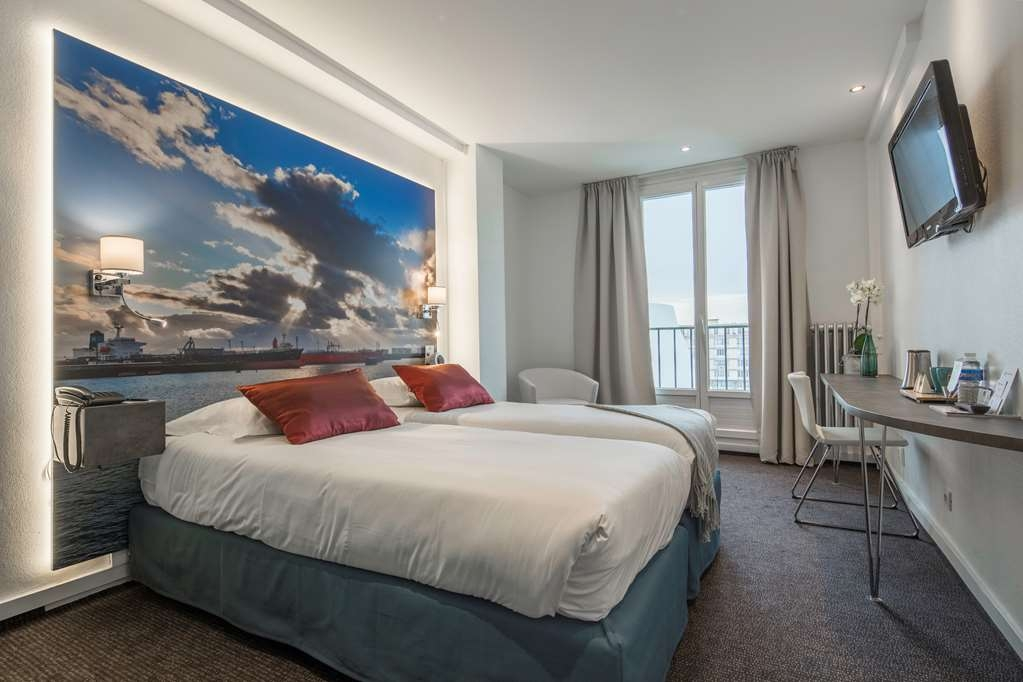 Best Western ARThotel - Superior Two Twin Bed Guest Room