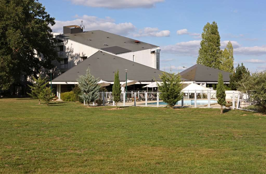 Best Western Le Bois De La Marche - Vista Exterior