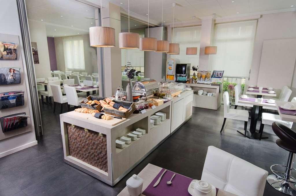 Best Western Plus Hotel Plaisance - Le petit déjeuner buffet