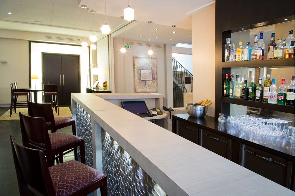 Best Western Plus Hotel Plaisance - Bar / Lounge