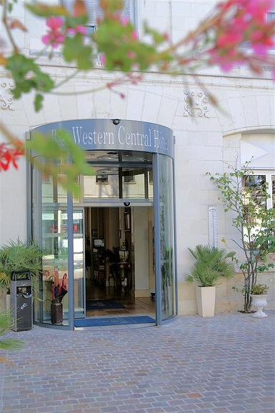 Best Western Central Hotel - Vista exterior