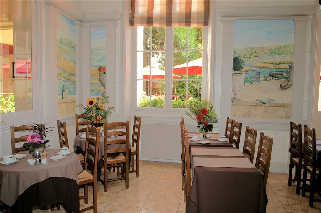 Best Western Central Hotel - Restaurant
