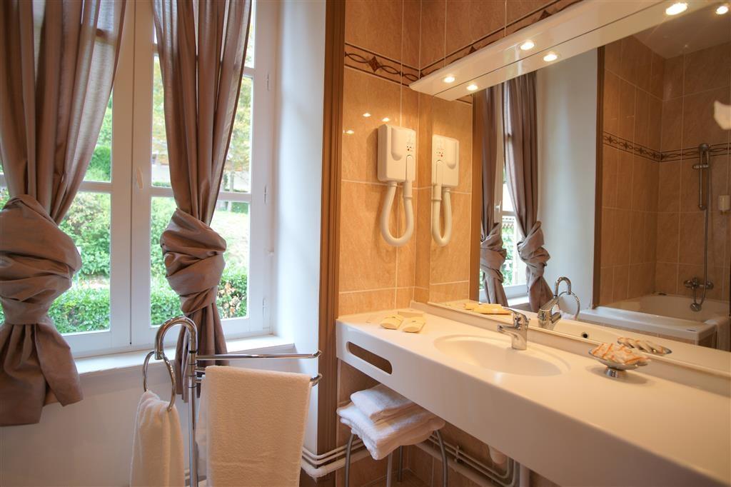 Best Western La Gentilhommiere - Salle de bains