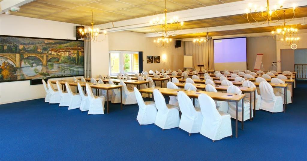 Best Western La Gentilhommiere - Salle de réunion