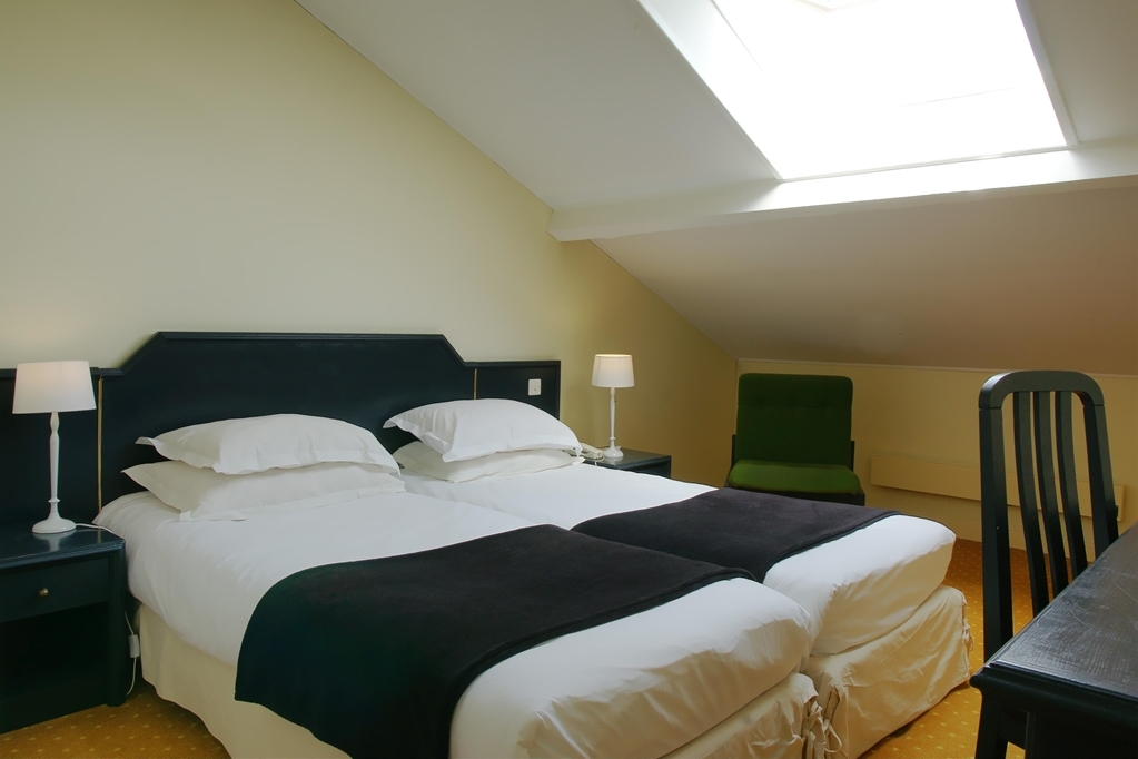 Best Western La Gentilhommiere - Chambres / Logements