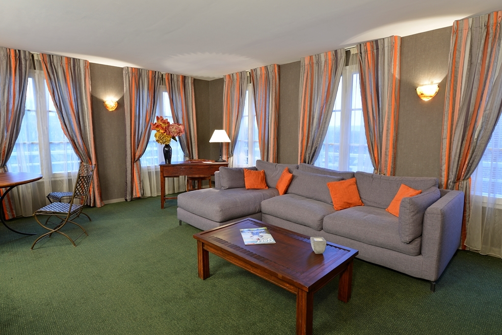 Best Western Hotel Les Beaux Arts - Camere / sistemazione
