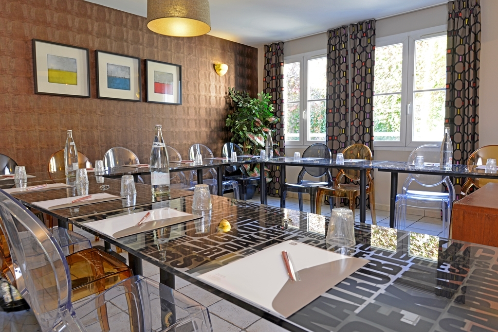 Best Western Hotel Les Beaux Arts - Salle de réunion