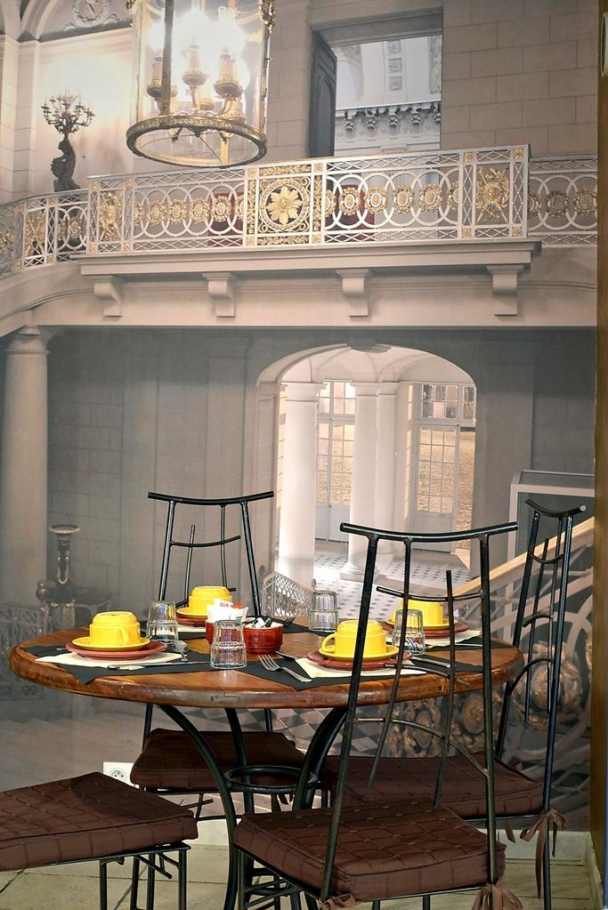 Best Western Hotel Les Beaux Arts - Le petit déjeuner buffet