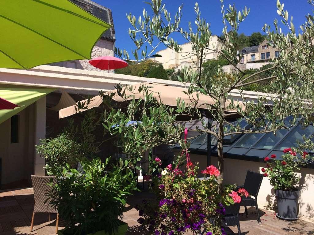 Best Western Hotel De France - Terrasse privée hôtel